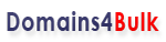 Domains4Bulk.com